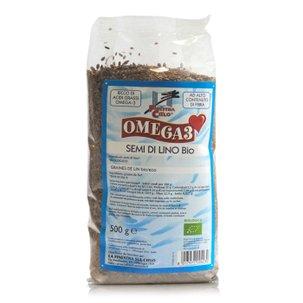 Graines de lin aux oméga-3 500 g