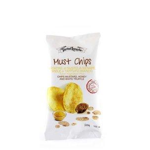 Chips moutarde miel et truffes 100g