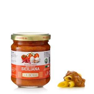Pesto sicilien 180g