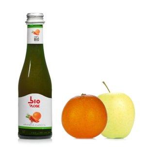 Nectar orange carotte pomme biologique 0,2l