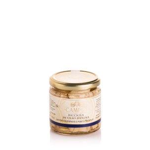 Filets de sériole à l'huile 220g