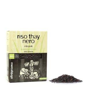 Riz noir thaï biologique 500g 500g
