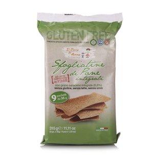 Tartines de pain complet sans gluten 250 g
