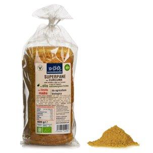Pan Bauletto au curcuma et aux graines de pavot 400 g