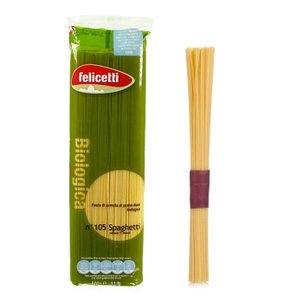 Spaghetti biologiques 500g