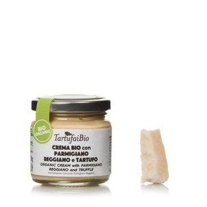 Crème biologique au parmesan reggiano et truffe 90g