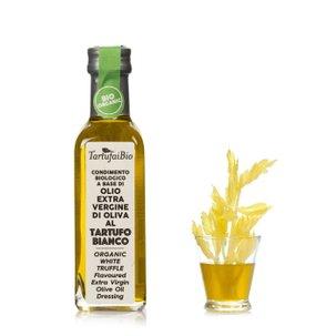 Huile extra vierge d'olive biologique à la truffe blanche 100ml