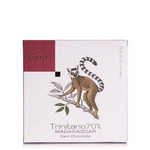 Tablette de chocolat 70% Trinitario Madagascar 50g