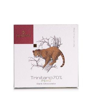 Tablette de chocolat 70% Trinitario Pérou 50g