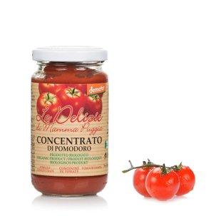 Concentré de tomate biologique 200g