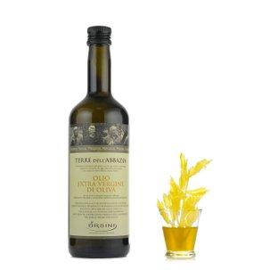 Huile d'olive extra vierge Terre dell'Abbazia 0,75 l
