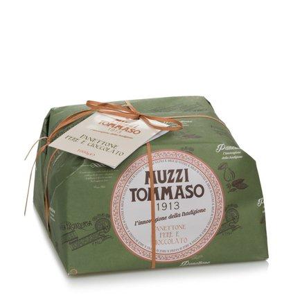 Panettone mit Birnen und Schokolade 1Kg 1Kg