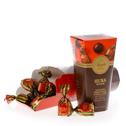 Cuba Rum-Schachtel 200 g