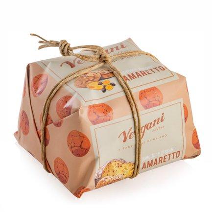 Panettone mit Amaretto-Glasur  750g