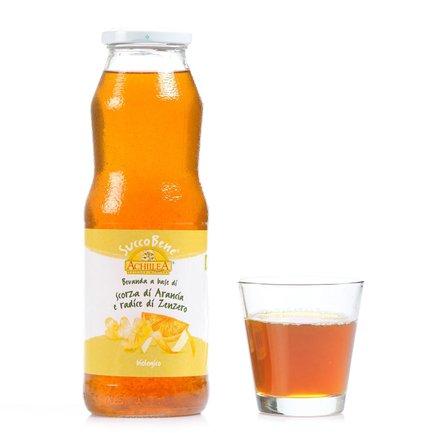 Orangen-Ingwertee 0,75 l