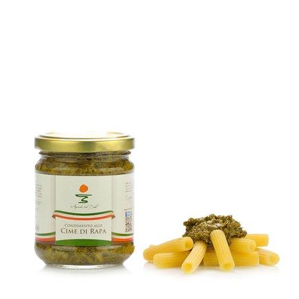 Pesto mit Rübstiel 180 g