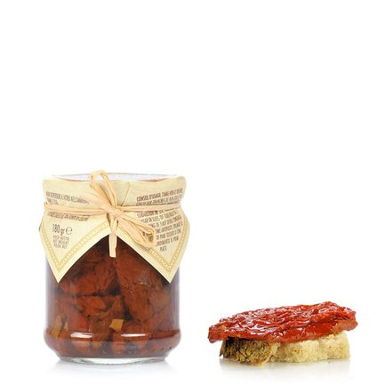 Getrocknete Tomaten in Olivenöl  180g