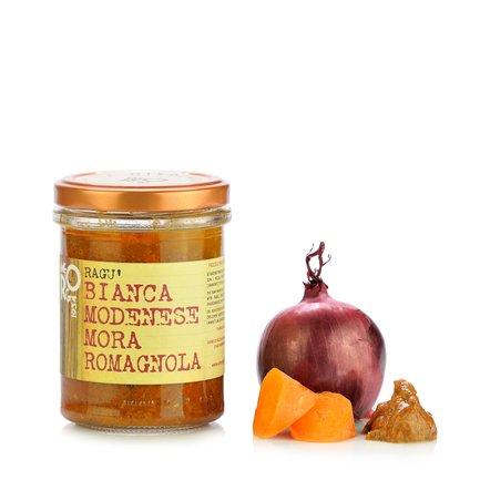 Bianca Modenese Mora Romagnola-Ragout 180 g