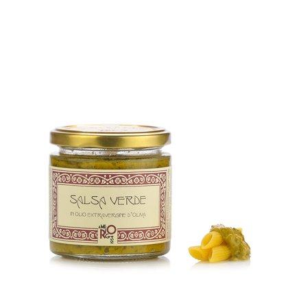 Salsa Verde mit nativem Olivenöl extra 180 g