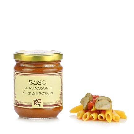 Tomatensauce mit Pilzen  0,18