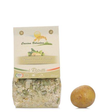 Lauch und Kartoffel Risotto 250 g