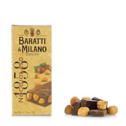 Haselnuss-Nougat-Schokolade 50 g