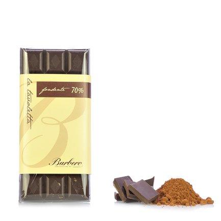 Tafel Bitterschokolade 70%  100gr