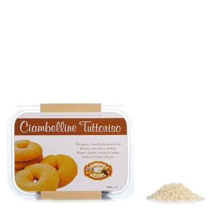 Ciambelline Tuttoriso 200 g
