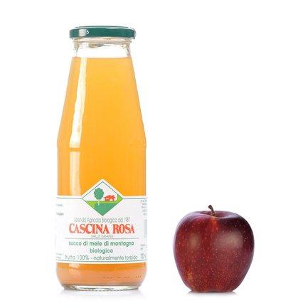 Apfelsaft aus Bergäpfeln 700 ml