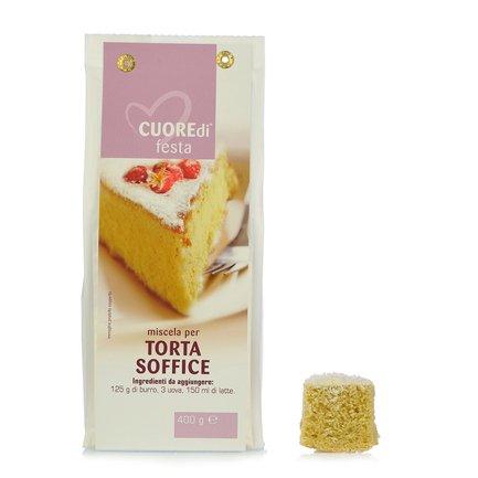 Backmischung für lockeren Kuchen 400 g
