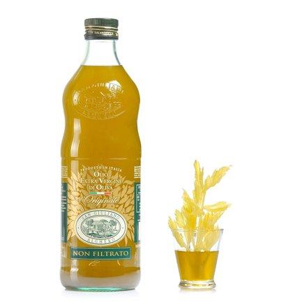 Extra natives Olivenöl naturtrüb 1 l