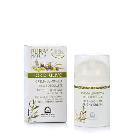 Gesichtscreme Olivenblüten 50ml
