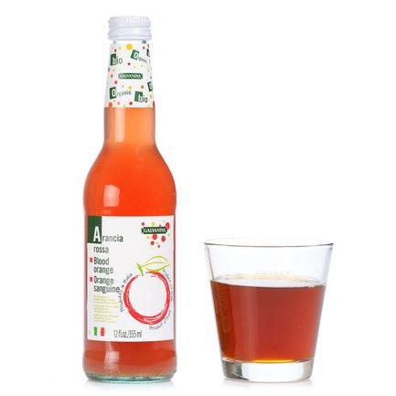 Orangensaft aus Blutorangen 355 ml
