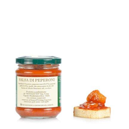 Salsa di Peperoni 180 g