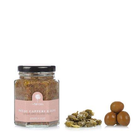 Oliven- und Kapern-Pastete 100 g