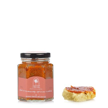 Tomaten- und Kapern-Pastete 100 g