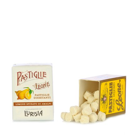 Amalfi-Zitronen-Pastillen  30g