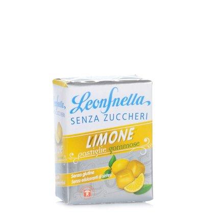Gummi-Pastillen Zitrone 30 g
