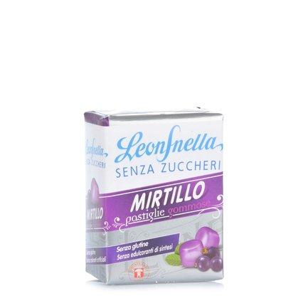 Gummi-Pastillen Heidelbeere 30 g
