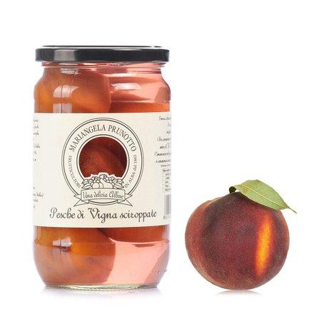 Eingelegte Weinberg-Pfirsiche 760 g