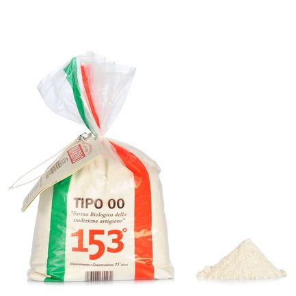 """Mehl Bio Typ """"00"""" 1 kg"""