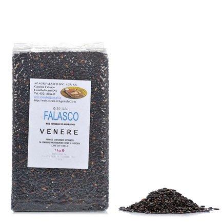 Schwarzer Venere Reis  1kg