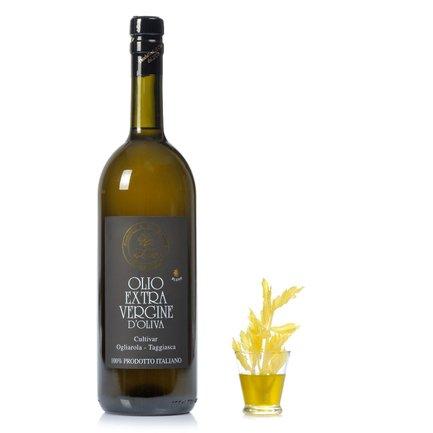 "Olivenöl extra vergine ""Cultivar Ogliarola – Taggiasca"" 1l"