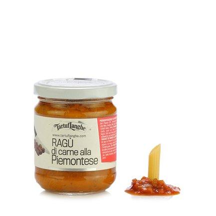 Ragout mit Fleisch nach Piemontart 180 g