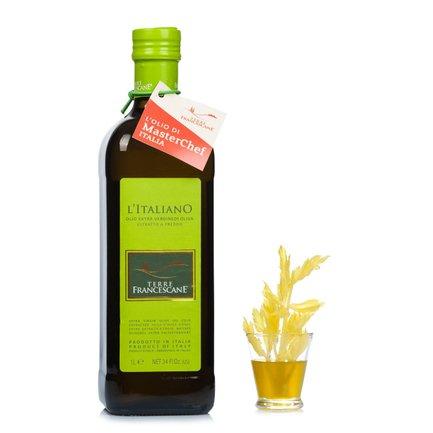 Extra natives italienisches Olivenöl 1 l