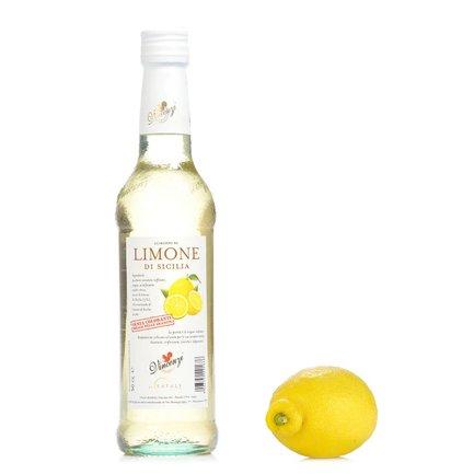 Sirup aus sizilianischen Zitronen  500ml