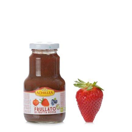 Früchte-Smoothie mit roten Früchten 0,2 l