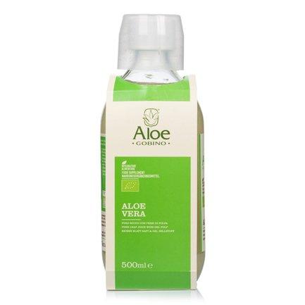 Aloe Vera-Saft&Fruchtfleisch 0,5 l