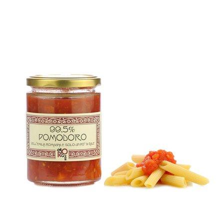 99,5 % Tomaten aus der Emilia Romagna  0,3