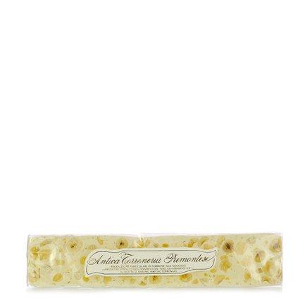 Weißer Torrone mit IGP Haselnüssen 150 g